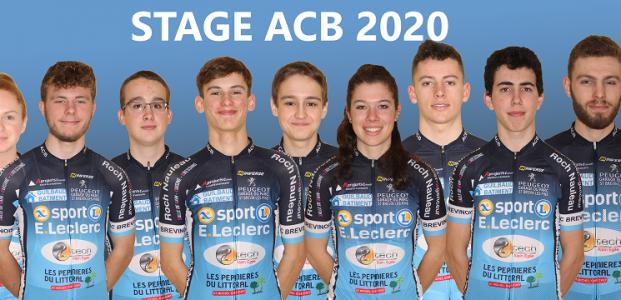 Stage ACB 3J et Dames à ST Laurent sur Oust
